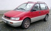 Thumbnail 1991-1996 Mitsubishi Space Runner, Space Wagon Repair Guide